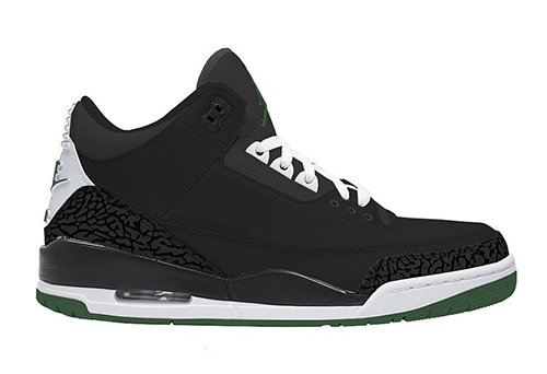 Air Jordan 3 Gorge Green Release Date