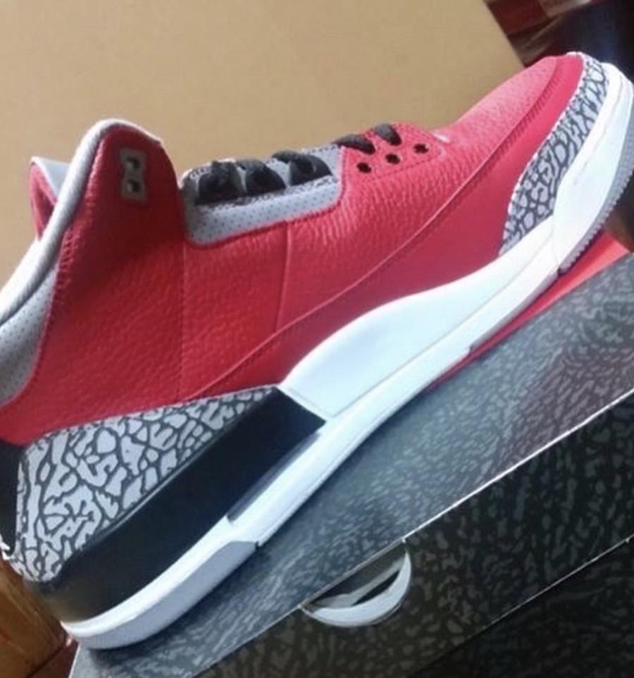 Air Jordan 3 Red Cement CK5692-600 Release Date Info
