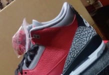 Air Jordan 3 Red Cement CK5692-600 Release Date Info