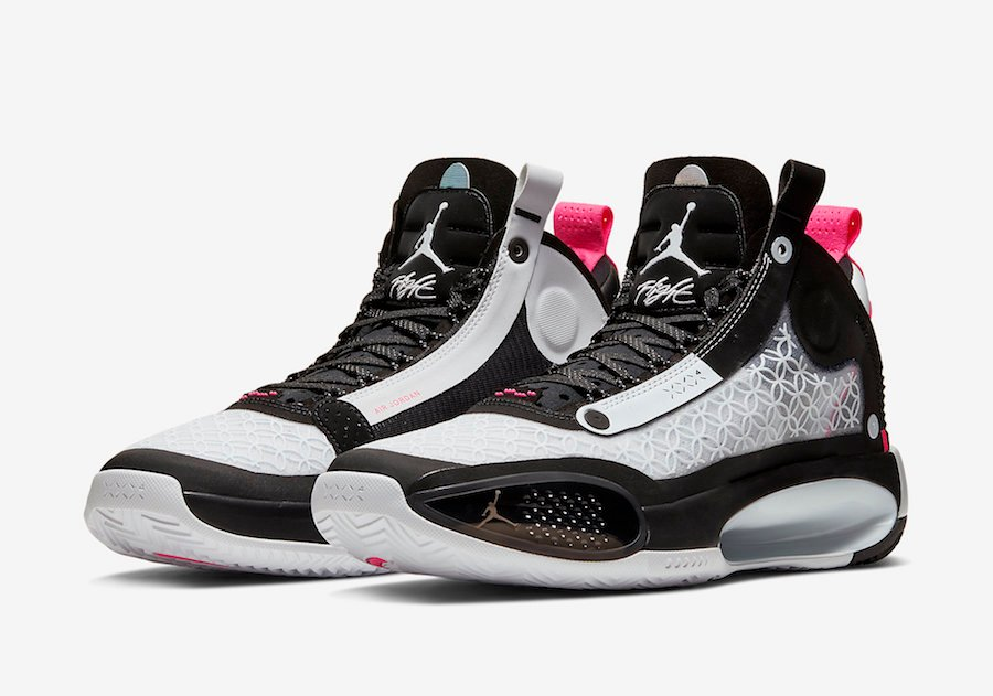 Air Jordan 34 Xxxiv Colorways Release Dates Sneakerfiles