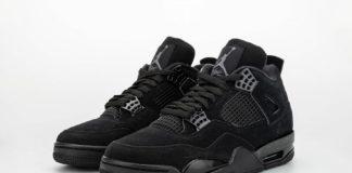 Air Jordan 4 Black Cat CU1110-010 2020 Retro Release Date