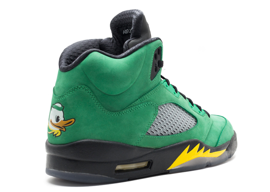 Air Jordan 5 Oregon Ducks 2020 Release Date Info