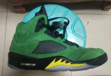 Air Jordan 5 Oregon Ducks CK6631-307 2020 Release Info