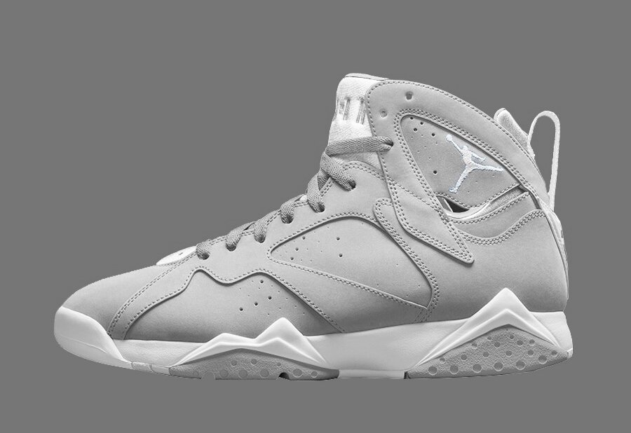 Air Jordan 7 Neutral Grey CT8528-002 Release Date Info