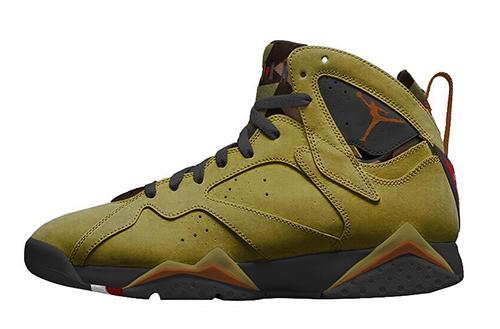 Air Jordan 7 Olive Flak Release Date