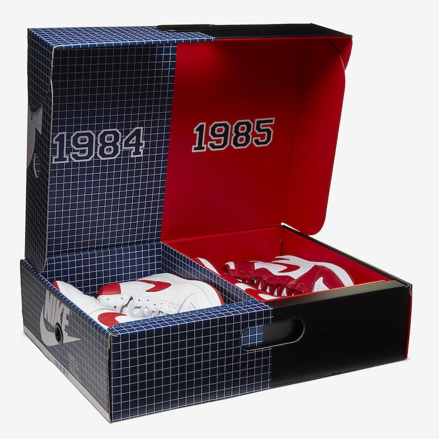 Air Jordan New Beginnings Pack CT6252-900 Box