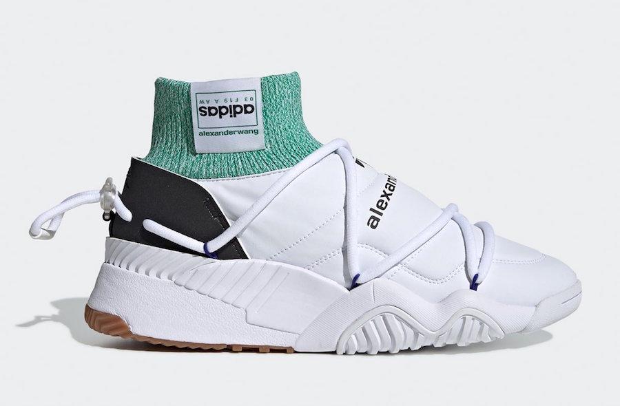 Alexander Wang adidas AW Puff Trainer EG4901