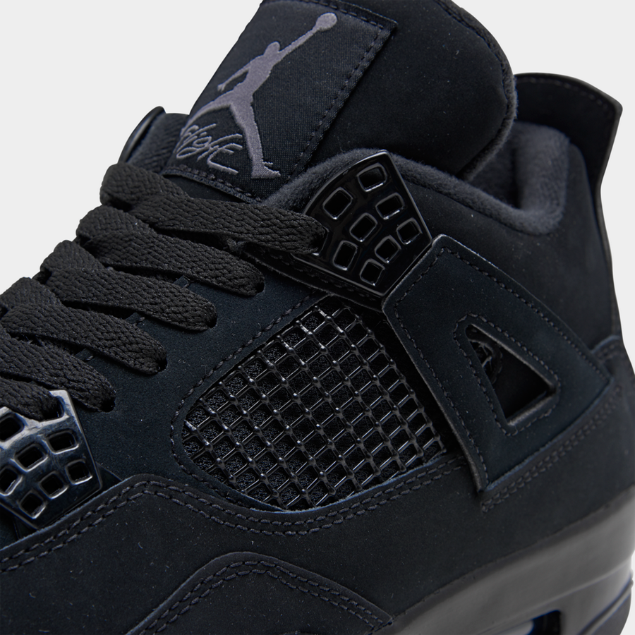 Black Cat Air Jordan 4 CU1110-010 Release Info