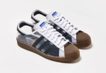 Blondey adidas Superstar 80s