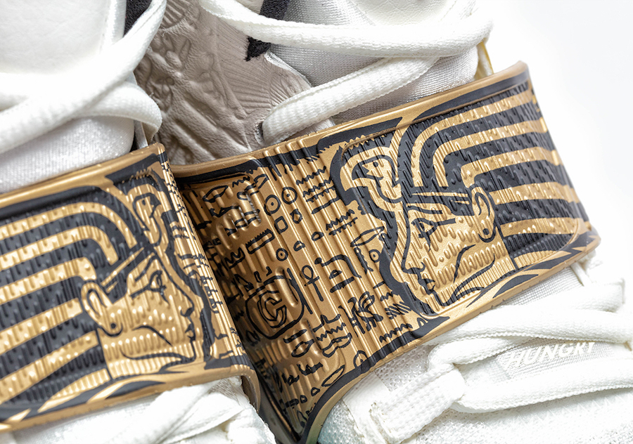 Concepts Nike Kyrie 6 Golden Mummy Release Date