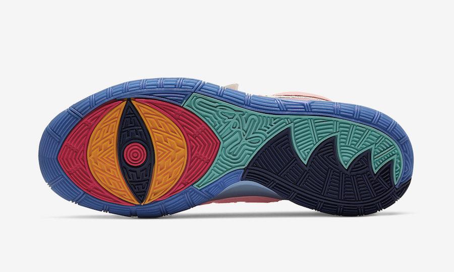 Concepts Nike Kyrie 6 Khepri Concepts x Nike Kyrie 6 Khepri CU8879-600 Release