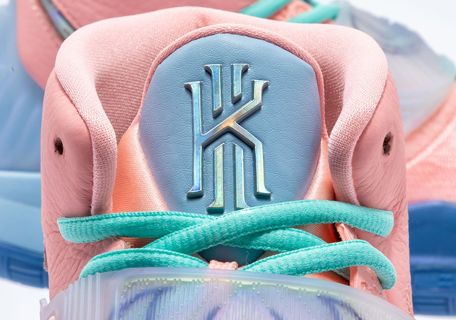 Concepts Nike Kyrie 6 Khepri Release Date