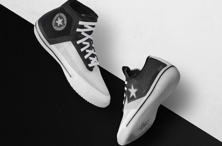 Converse Chuck Taylor All Star Cut Black White Release Info