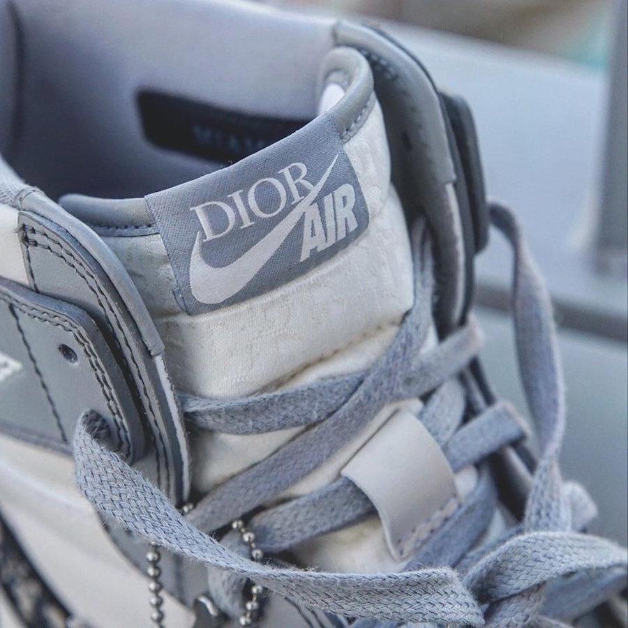 Dior Air Jordan 1 High Release
