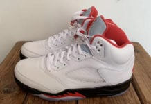 Fire Red Air Jordan 5 2020 DA1911-102