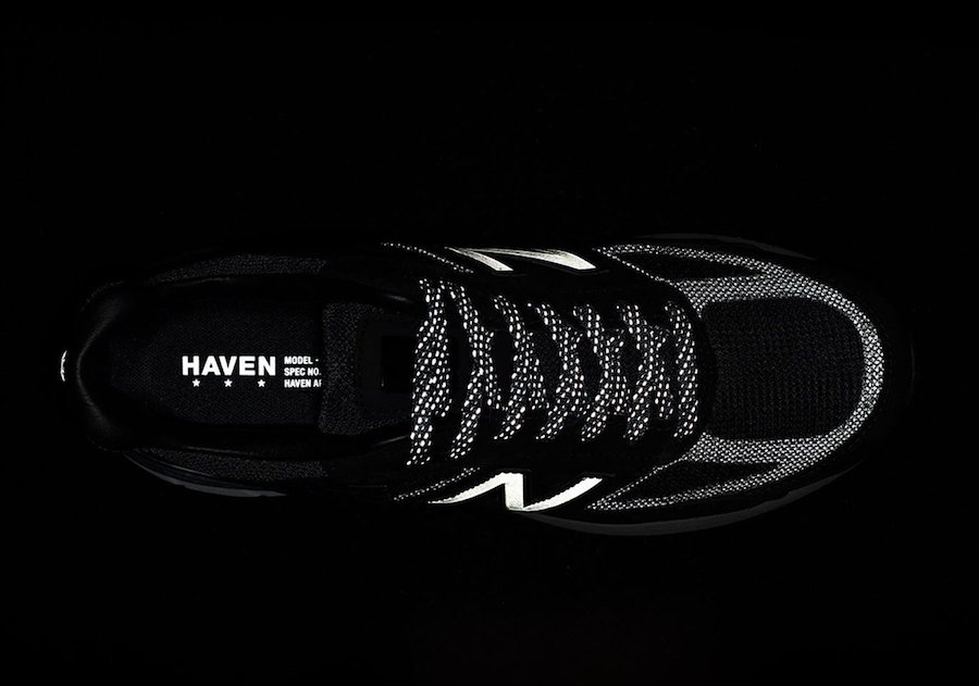 HAVEN New Balance 990v5 Release Date Info