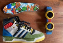Hebru Brantley BBC adidas Rivalry Hi Release Date Info