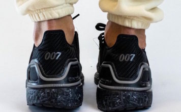 James Bond 007 adidas Ultra Boost 2020 On Feet