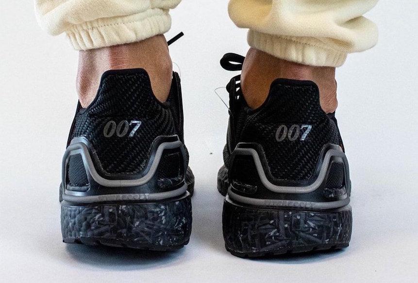 James Bond 007 adidas Ultra Boost 2020 On Feet