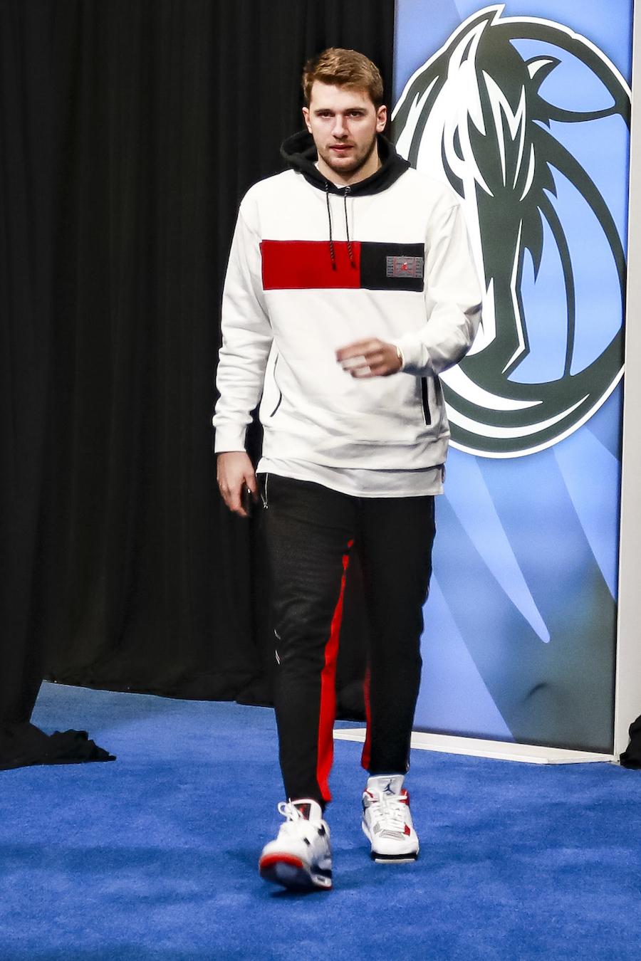 Jordan Brand Signs Luka Doncic