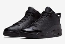 Jordan Dub Zero Triple Black 311046-003 Release Date Info