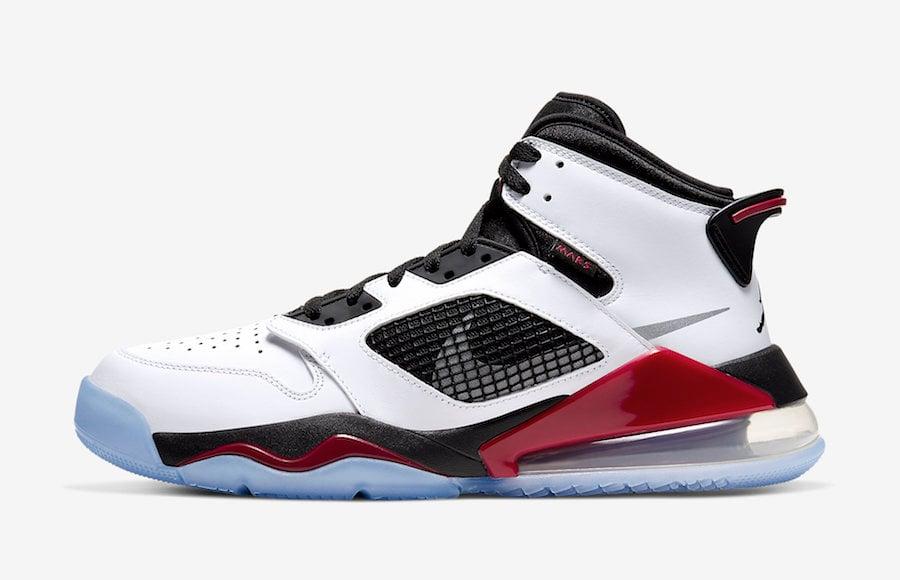 Jordan Mars 270 Fire Red CD7070-103 Release Date Info