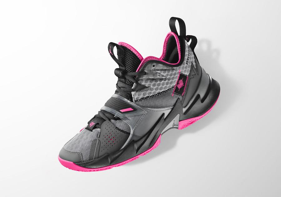 Jordan Why Not Zer0.3 Heartbeat