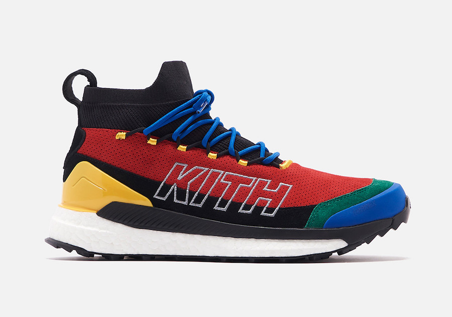 Kith adidas Terrex Free Hiker Release Date