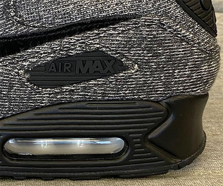 Loopwheeler Nike Air Max 90 Release Date Info