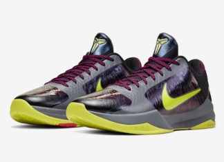 NBA 2K20 Nike Kobe 5 Protro Chaos CD4991-001 Release Date