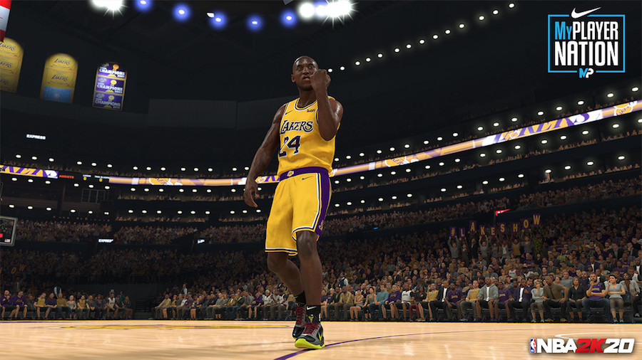 NBA 2K20 Nike Kobe 5 Protro Chaos Release Date Info