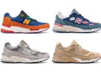 New Balance 992 2929 Colorways