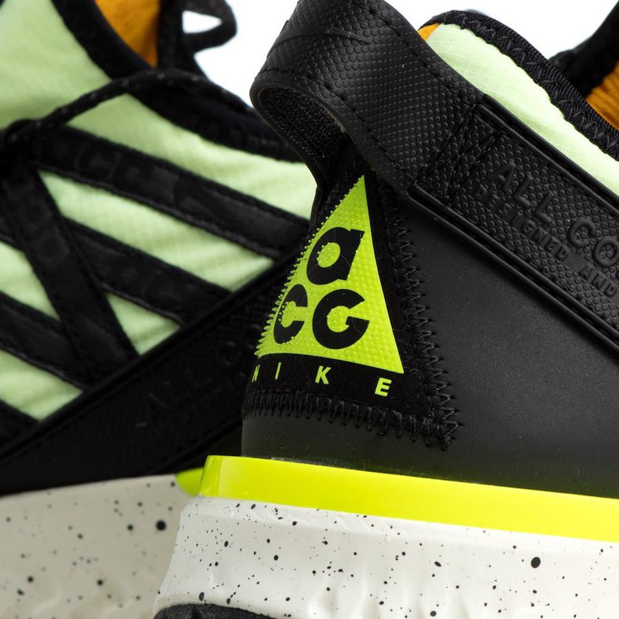 Nike ACG React Terra Gobe Barely Volt University Gold BV6344-701 Release Date Info