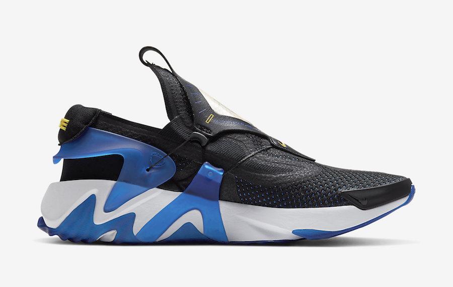 Nike Adapt Huarache Racer Blue BV6397-002 Release Date Info