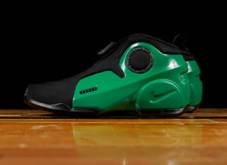 Nike Air Flightposite 2 Clover Green CD7399-001 Release Date Info
