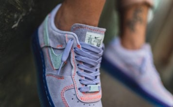 Nike Air Force 1 07 Lux Purple Agate CT7358-500 Release Date Info
