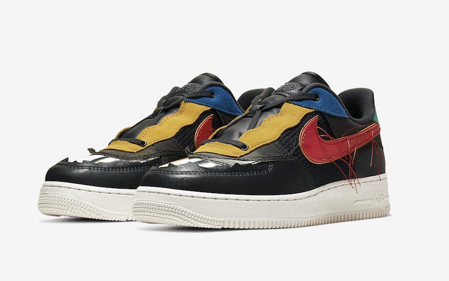 Bestellen Kaufen Günstig Nike Air Force 1 Low 'Smoking