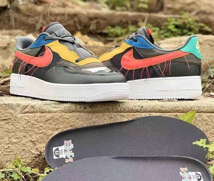 Nike Air Force 1 Low BHM Black History Month 2020 Release Date Info
