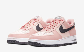 Nike Air Force 1 Pink Quartz CU6649-100 Release Date Info