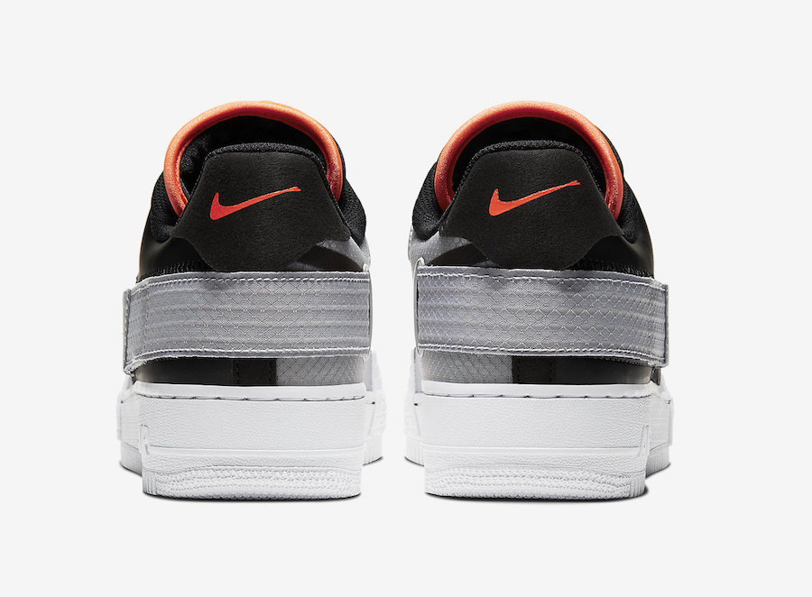 Nike Air Force 1 Type Hyper Crimson CQ2344-001 Release Date Info