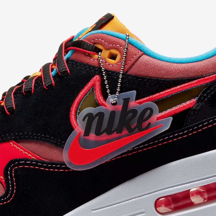 Nike Air Max 1 'CNY' Inspired by New York City's Chinatown