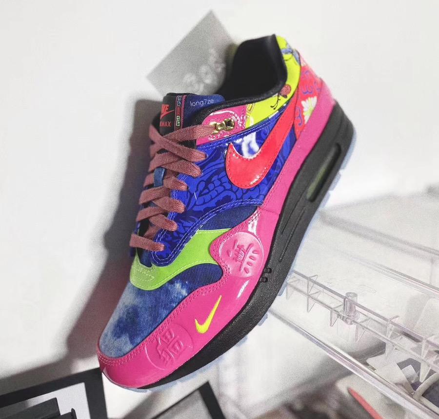 Nike Air Max 1 CNY Longevity Release Date Info