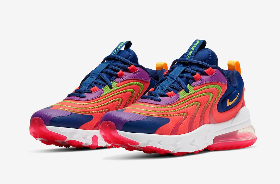 Nike Air Max 270 React 2020 Colorways + Release Dates | SneakerFiles