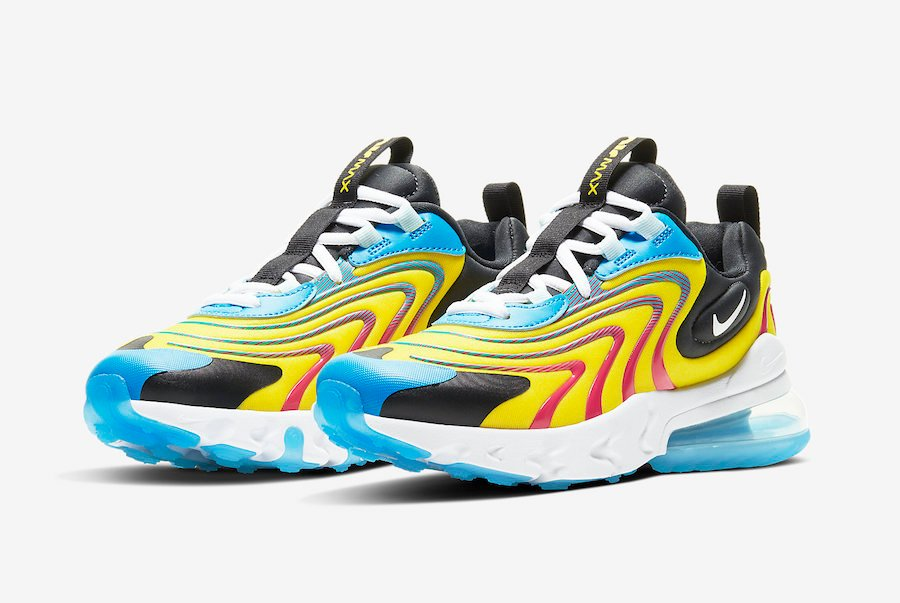 Nike Air Max 270 React 2020 CD6870-700 Release Date Info