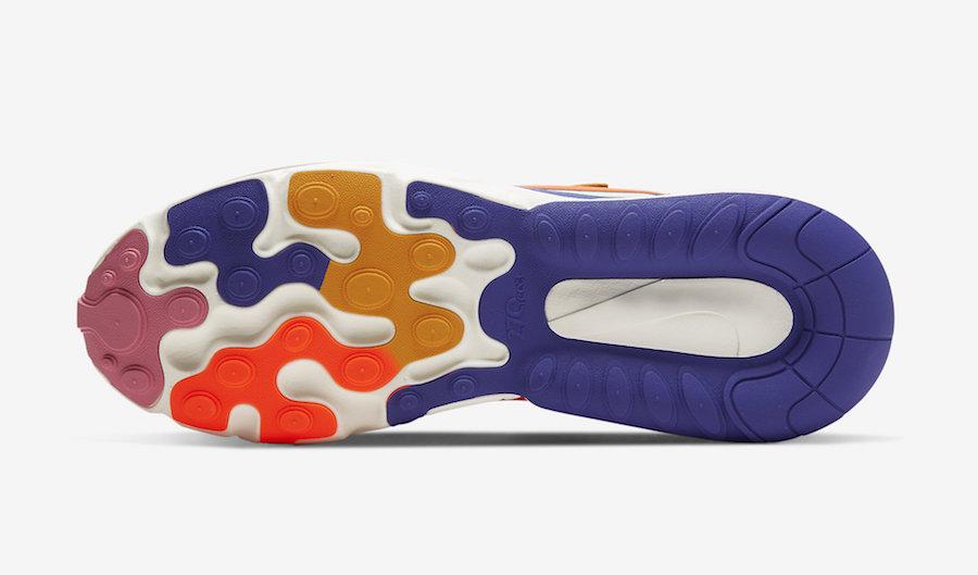 Nike Air Max 270 React ACG CU3014-181 Release Date Info