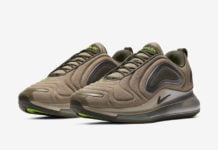 Nike Air Max 720 Baroque Brown Silver Volt CI3870-200 Release Date Info