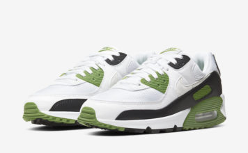 Nike Air Max 90 Chlorophyll CT4352-102 Release Date