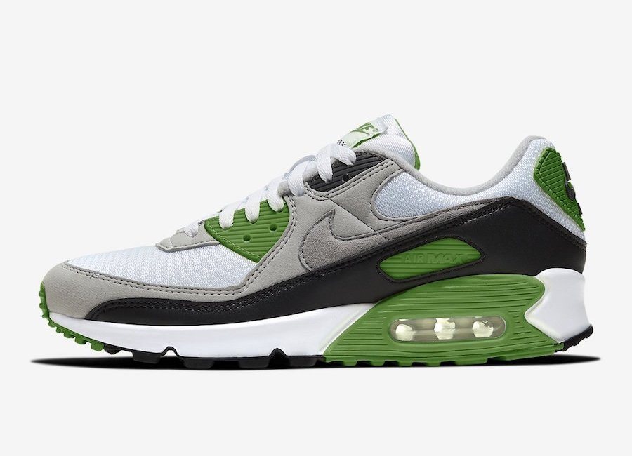 Nike Air Max 90 Chlorophyll CT4352-102 Release Date Info