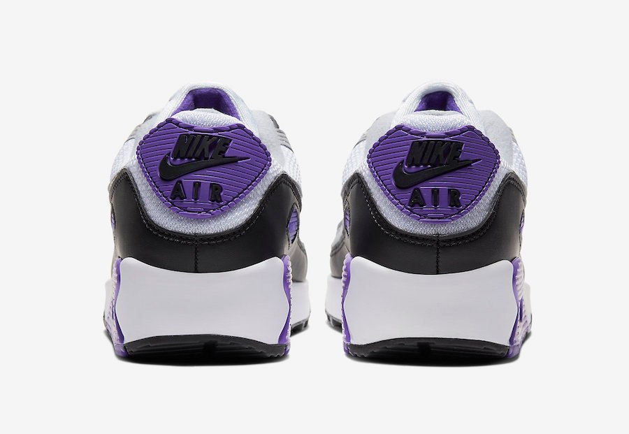 Nike Air Max 90 Hyper Grape CD0490-103 Release Date Info