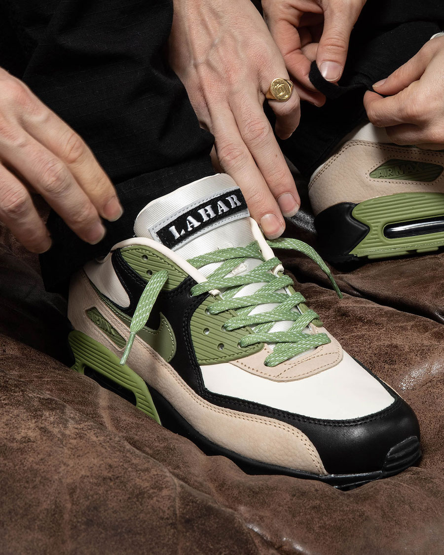 "Nike Air Max 90 NRG ""Light Cream"" CI5646 200 CI5646 100"